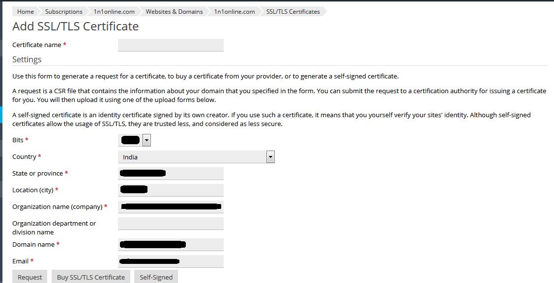 How To Install An Ssl Cert In Plesk Kennisbank Gen X Web Hosting
