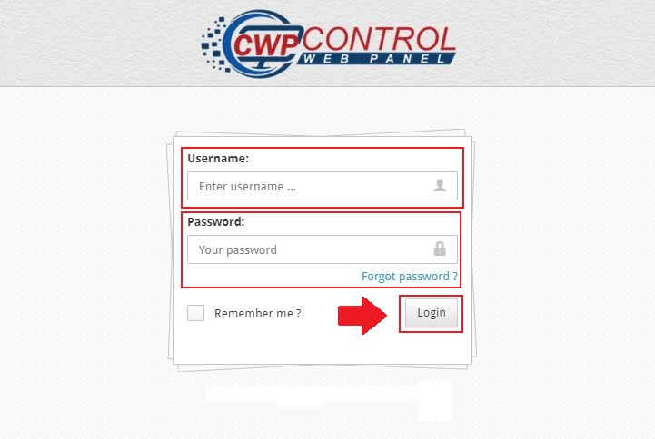Getting Started with CWP (CentOS Web Panel) - Knowledgebase
